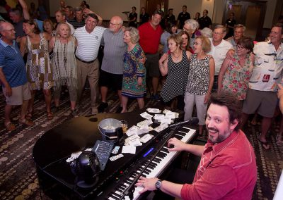 Private dueling pianos Wichita KS