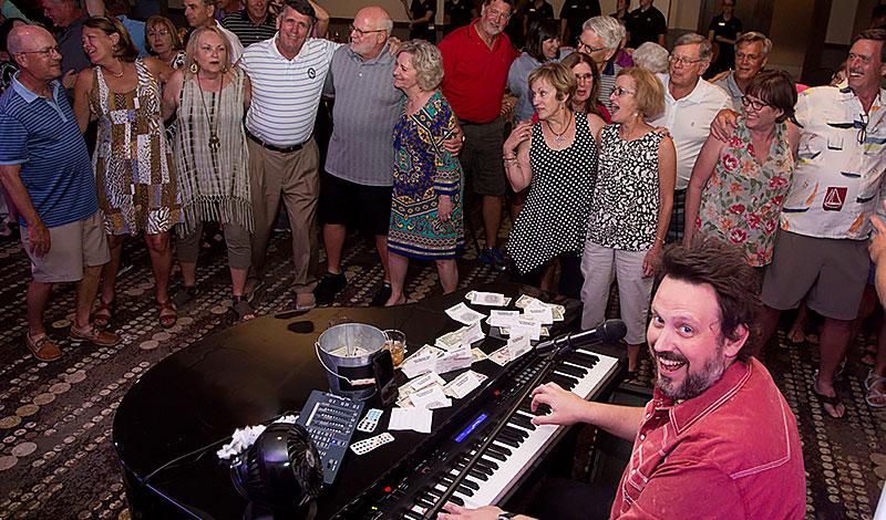 Dueling pianos Wichita KS